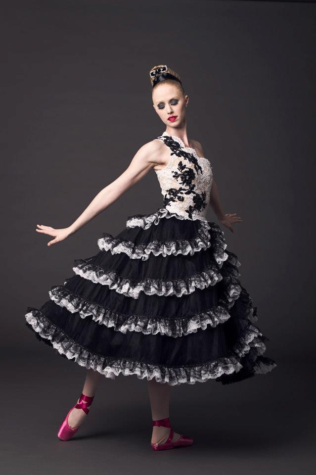 Teresa Reichlen in Valentino at New York City Ballet