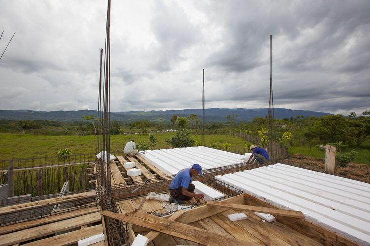 Galería de Perú: ONG construye prototipo de vivienda sostenible centrado en la recolección de las aguas-lluvia - 6