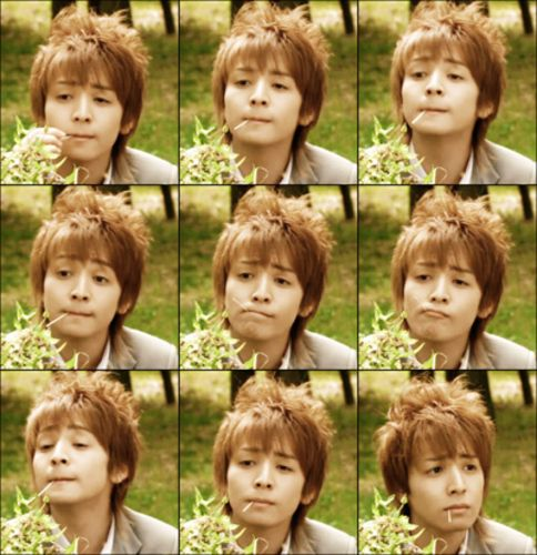 Shuichi Nakatsu. hana kimi- his facial expressions are the cutest thing ever! <3 toma!!
