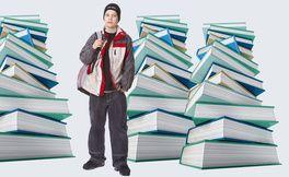 """""""Kirjan lukeminen vahvistaa mielen kuvia.""""  Pelastakaa Lapset ry, Timo Parvelan haastattelu."""