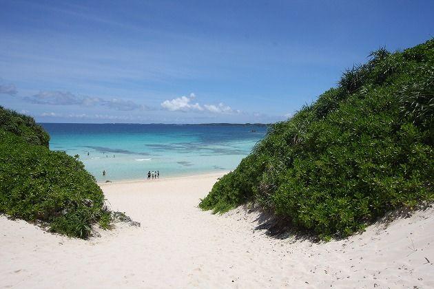 JAL Guide to Japan - Miyako Island (Miyakojima)