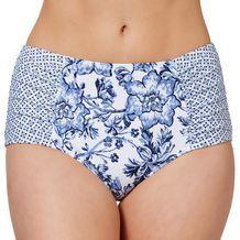 Porto Floral High Rise Bikini Briefs