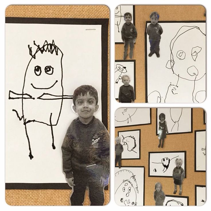 Self portrait display