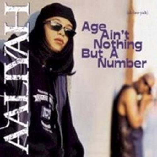 Aaliyah ‎- Age Ain'T Nothing But A Number 2 LP