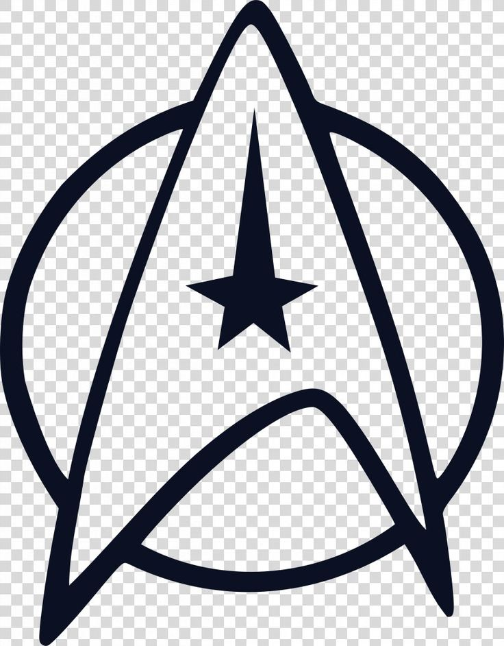 Vector Graphics Star Trek Clip Art Starfleet Logo