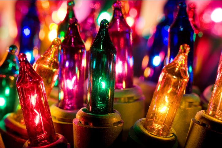 I love the lights, makes the festivity extra special........ #GETFESTIVEWITHORMS