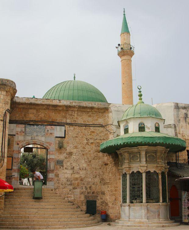 Akko Israel History | El-Jezzar Mosque, Acre, Israel | Travel Magazine