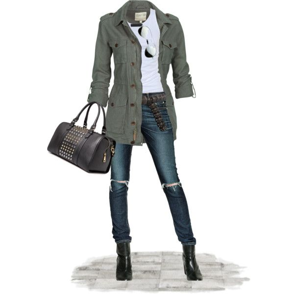 Chic Outfits | Perfectly Chic | Fashionista Trends