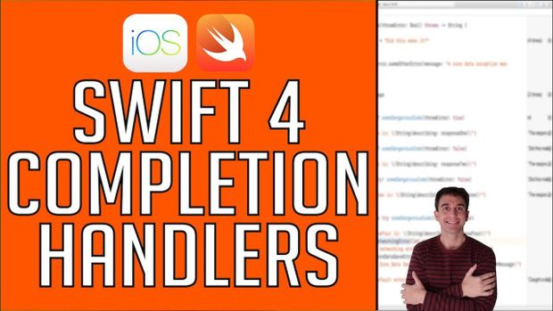 Swift Completion Handler Tutorial Tutorial Swift Coding