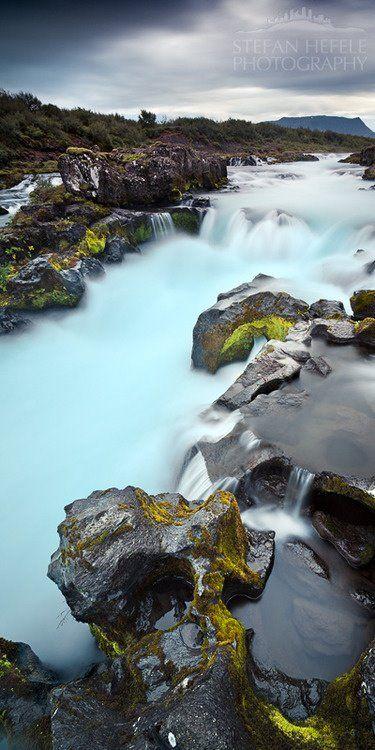 Milk Pool - Iceland