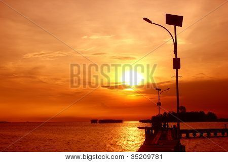 Tidung Island, Jakarta, Indonesia