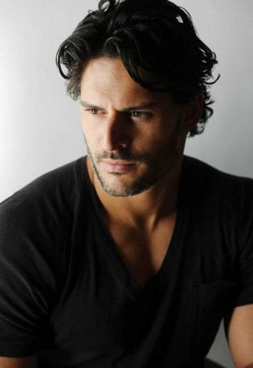 Joe Manganiello has the hottest hair (and body) in Hollywood
