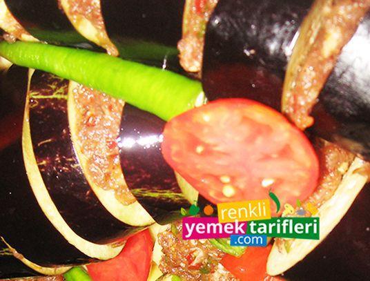 Patlıcan Kebabı Nasıl Yapılır ? Patlıcan Kebabı Tarifi Patlıcan Kebabı Yapılışı Patlıcan Kebabı Yapımı Patlıcan Kebabı Tarifi, Fırında Patlıcan Kebabı, Yemek Tarifleri, Sebze Yemekleri http://www.renkliyemektarifleri.com.tr/patlican-kebabi