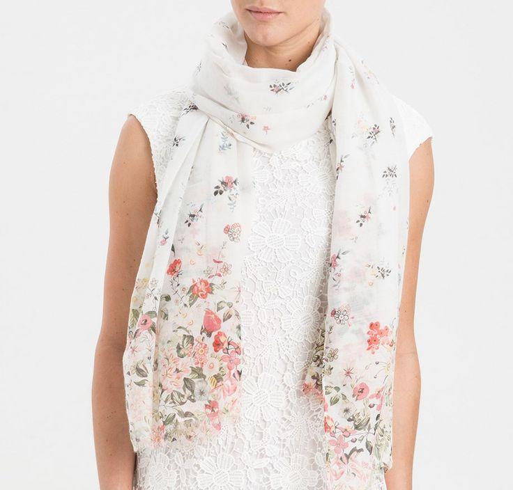 Eén sjaal, 5 stijlen