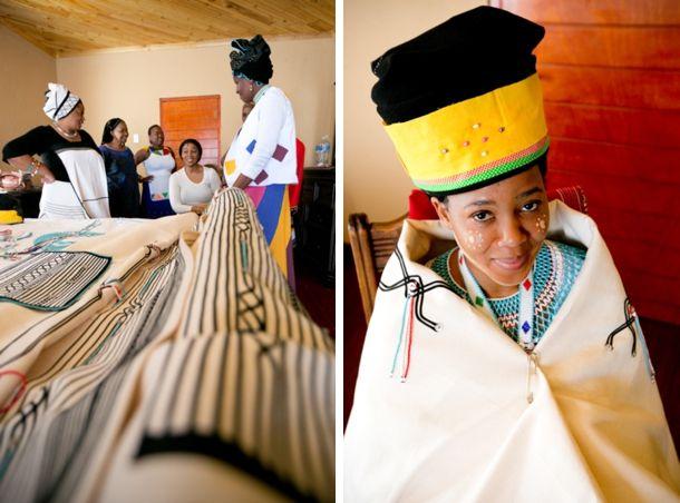 Traditional Xhosa Wedding by Monica Dart {Tembakazi & Mateli}   SouthBound Bride