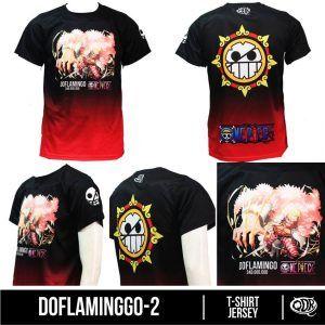 Kaos Jersey Doflaminggo 2 | Kaos dan Jersey Distro Bandung