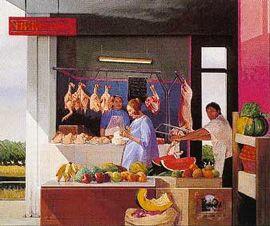 El sincretismo cultural en la obra de Herman Braun Vega por Héctor ... Resonancias Literarias270 × 226Buscar por imagen ... pintura peruana, arte latinoamericano