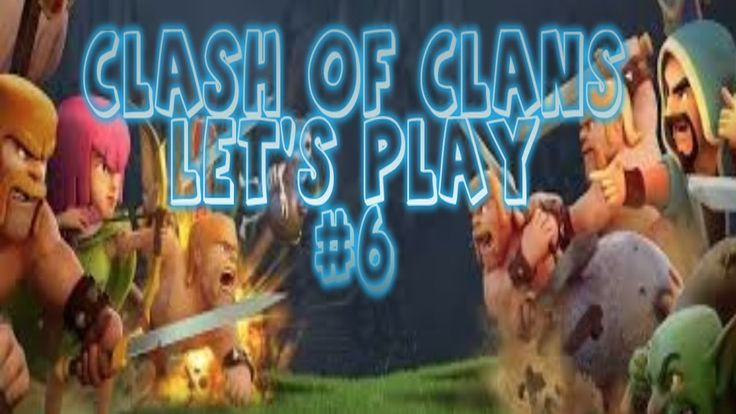 #clashofclans farming only because just need to upgrade now #youtube #letsplay #farming #let's #play #clash #clans