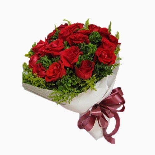 Toko Bunga Kembangan - Karangan Bunga Jakarta Barat: Hand buket Bunga Mawar