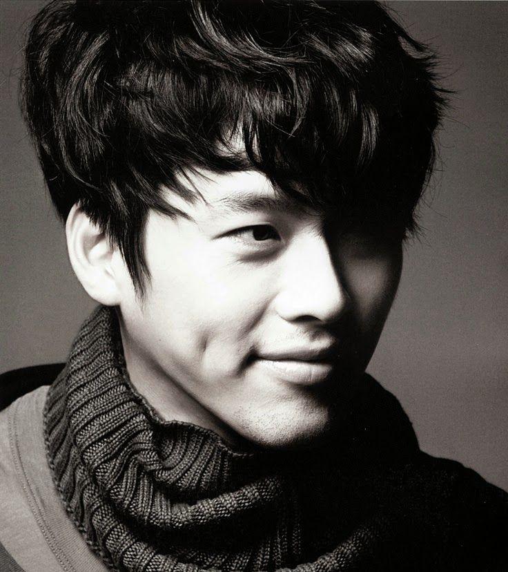 """Hyun Bin, actor, """"Secret Garden"""" Love the dimple!"""
