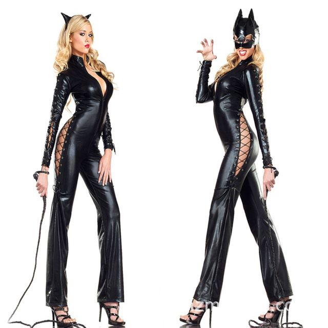 Pin On Catwoman Cosplay