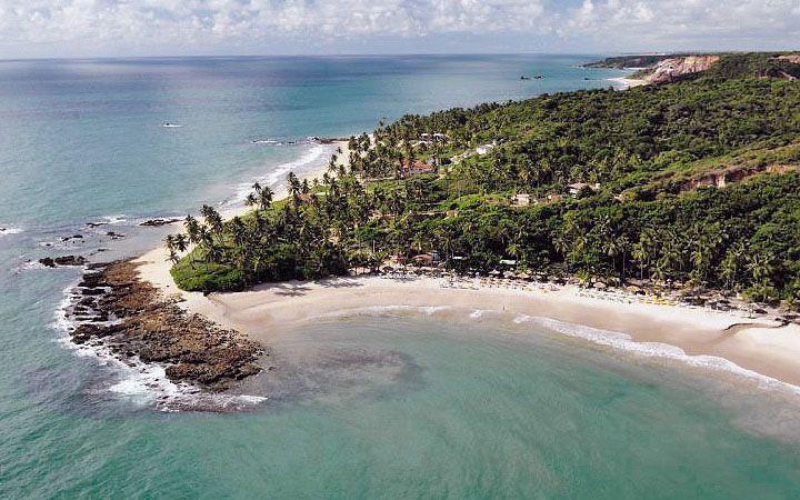 Praia do Coqueirinho, Paraíba (Northeasat)