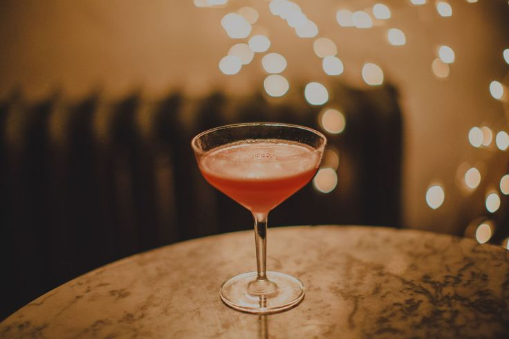 Cocktails in Winter