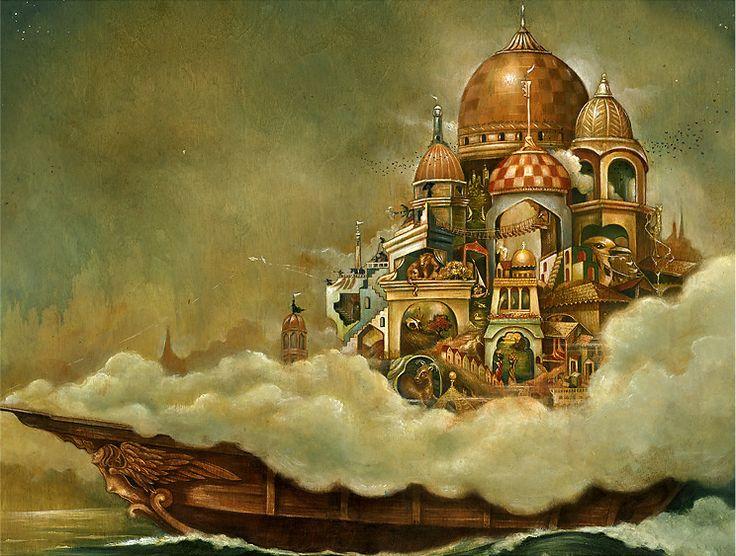 Lisel Ashlock – Invisible Cities