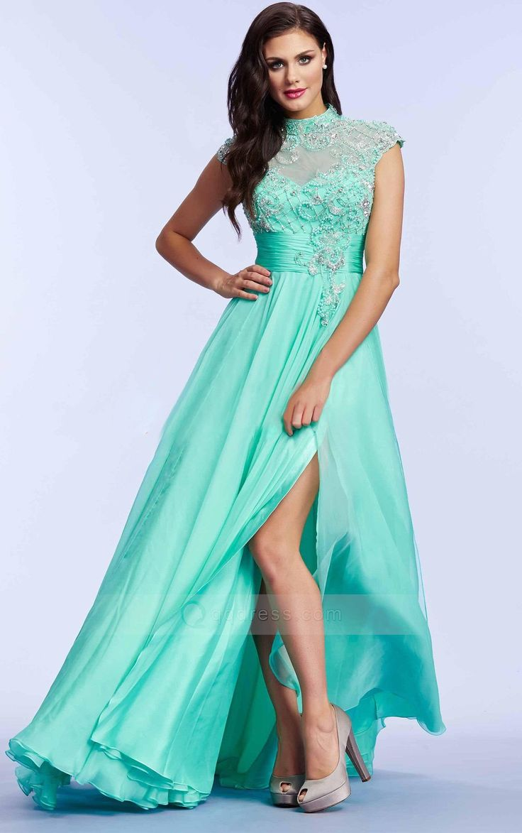 304 best Prom Dresses images on Pinterest | Prom dresses, Beads ...