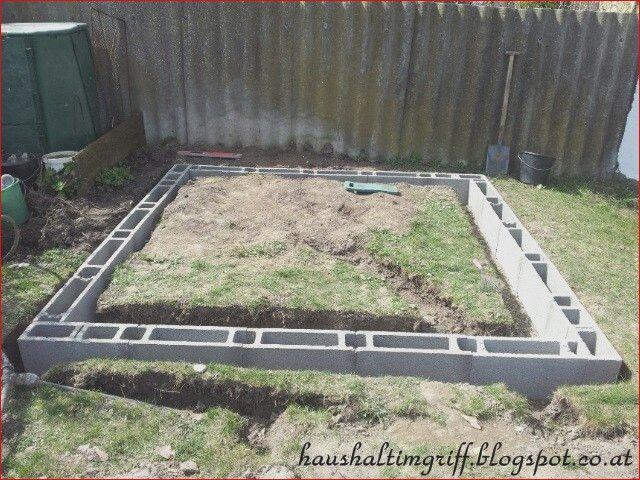 Pin Von Rodica Foxx Auf Garden Fundament Gartenhaus Garten Gartenhaus