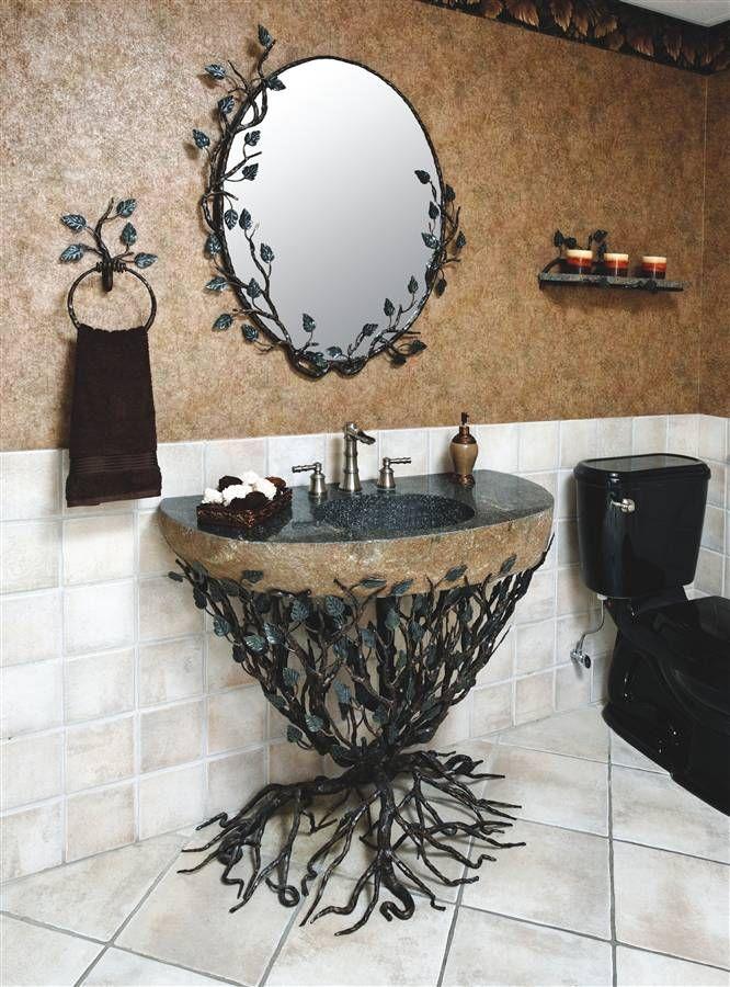 Natural Bathroom Decorating Ideas best 20+ nature bathroom ideas on pinterest | nature home decor