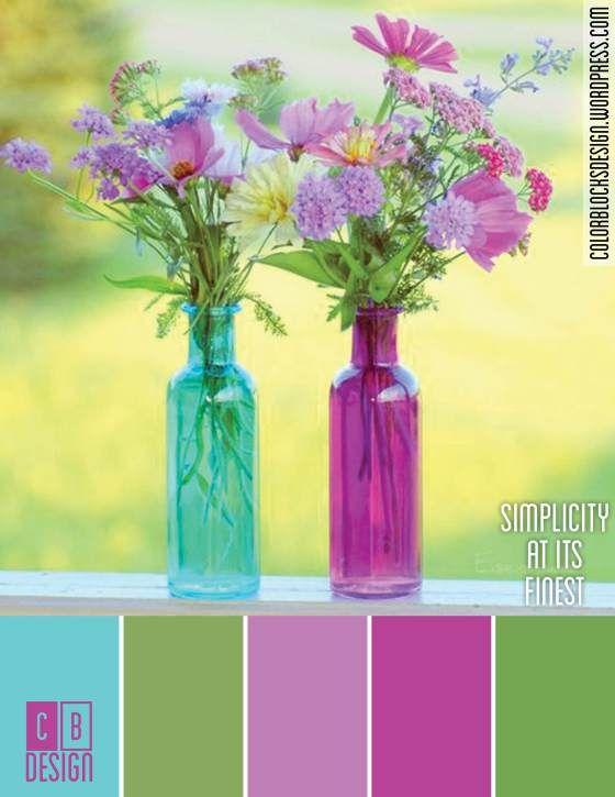 Simplicity at its Finest   Color Blocks Design 9.30.12