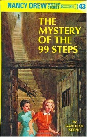 Nancy Drew!! - OMG.... I read this one as well as many other Nancy Drew books; had editions from '30's through '60s.... must be why I became a mystery buff!