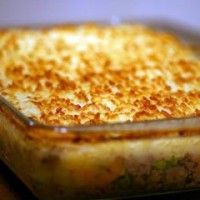 BEEF or LAMB: Cottage/Shepherd's Pie : Halogen Oven Recipes