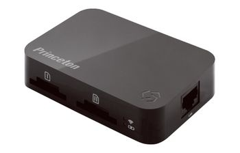 プリンストン、SDカードや外付けHDDを無線ストレージにする「Toaster PRO」 | パソコン | マイナビニュース