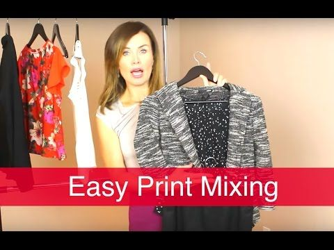 The Power of Neutral Prints in a Capsule Wardrobe | How simple prints and patterns are wardrobe workhorses you can use to add visual interest to your outfits!  ---- #tutorial #CapsuleWardrobe #Fashion #PersonalStyle #Video ------ In-Person and Virtual Style Coaching at www.WorkingLook.com More videos at www.youtube.com/c/workinglook
