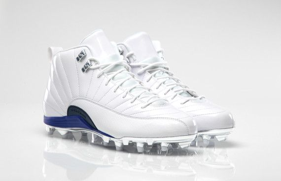 Jordan Brand � Air Jordan XII Cleats to Be Worn By JB Athletes