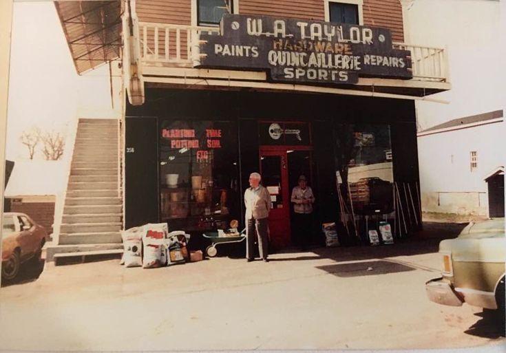 Taylor Home Hanrdware