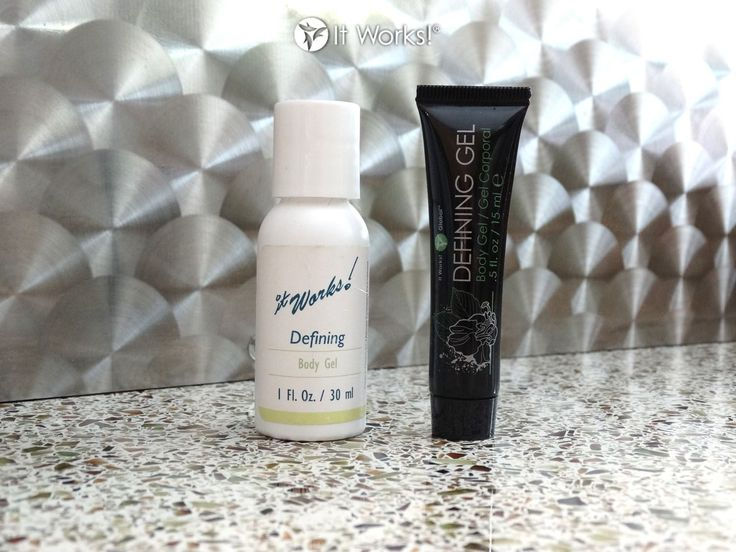 Awww! Even our Mini Defining Gel had a make-over back in the day! She may be little (and they may say this about you too), but she is fierce!