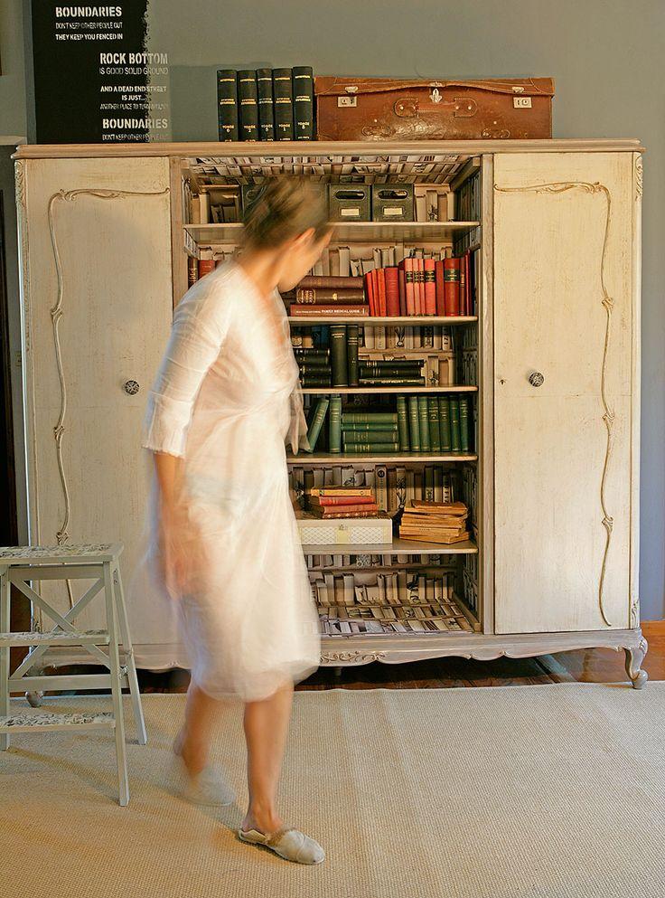 #wardrobe #redecorating #bookcase #ifigeniashome