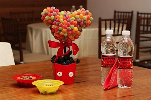 mickey mouse birthday party ideas | Mickey Mouse 1st Birthday Party - Kara's Party Ideas - The Place for ...