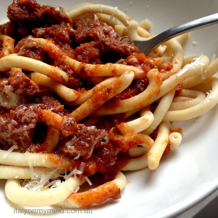 My Italian 1960s playlist - and a spiced beef ragu' (Guy Grossi recipe)