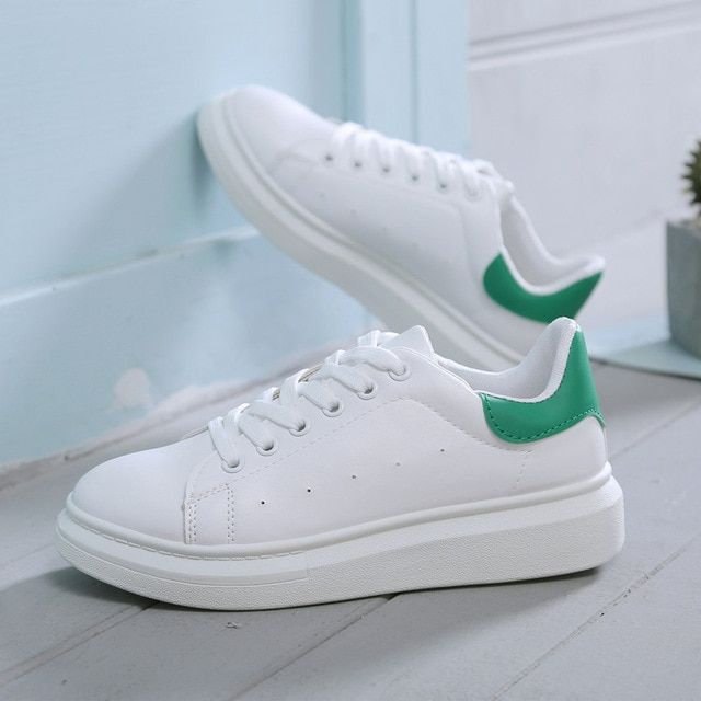 Zapatos planos de mujer zapatillas blancas zapatos de mujer zapatos planos casuales alpargatas de mujer chaussures femme   – Products