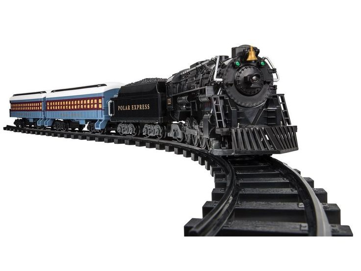 Lionel POLAR EXPRESS Ready to Play TRAIN SET Christmas Tree G-Gauge NEW Free Shi #Lionel #lioneltrainsets