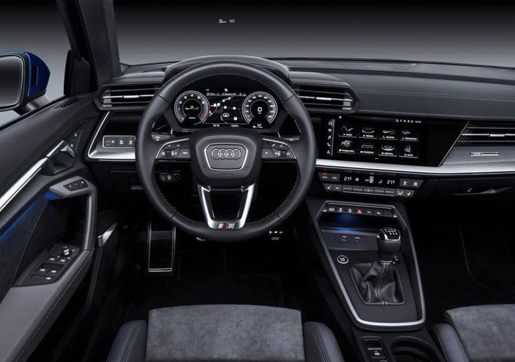 2021 Yeni Kasa Audi A3 Sportback (MK4) Özellikleri #audia3 ...