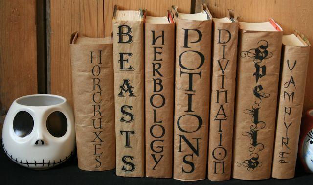 Travaux pratiques : créations déco pour votre fête Harry Potter - 3
