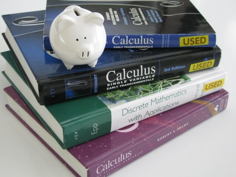 The Best and Cheapest Ways to Buy Textbooks Online (8/30/11) http://www.learnvest.com/2011/08/the-best-and-cheapest-ways-to-buy-textbooks-online-689/