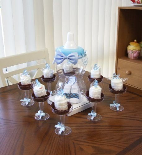 Ideas about diaper cupcakes on pinterest