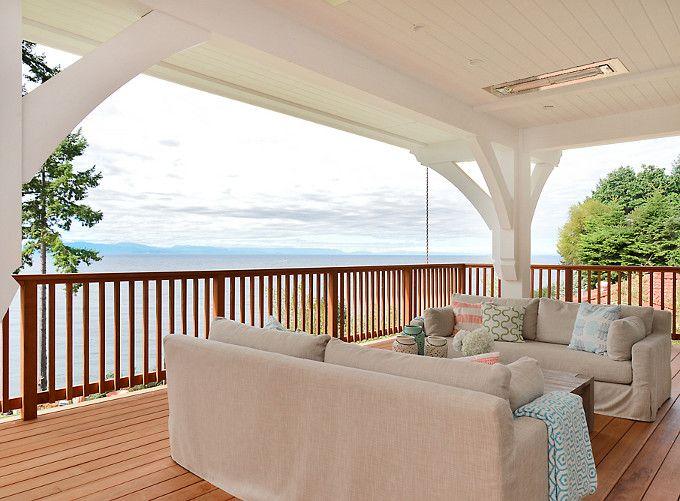 Ocean View Patio. Sunshine Coast Home Design. Part 76