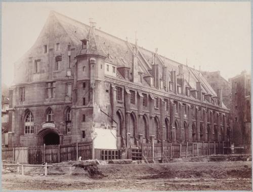 Couvent des Cordeliers 1881